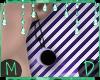 *MD* Plum Earrings