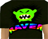 Guys Raver TShirt Rave