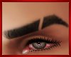 Cut Eyebrows