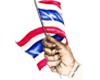 Flags Thailand