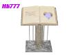 HB777 CBW Guest Book