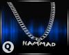 Hammad Necklace M/F
