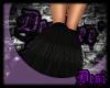 ~JBG~ Black Fluffies