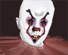 Evil Romance Clown Face