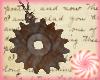 Gear Necklace Steampunk