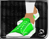 [E]J's LIME shoes