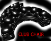 black (pvc sofa