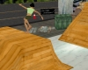 Animated Skater Hangout