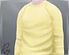 Yellow Cozy Sweater