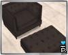 Chair&Ottoman/ Derive