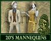 Roaring 20's Mannequins
