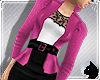 !Lady Suit Hot Pink