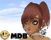 ~MDB~ AUBURN PERSY HAIR