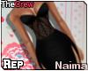 !TC! Sexy Black Maxi REP