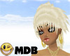 ~MDB~ BLOND BROOKY HAIR