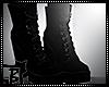 Gothic Pentagram Boots