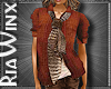Autumn Rust Top