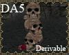 (A) Cave Skulls