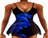Blue Dragon Sun Dress