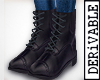 ! 40s Army Boots