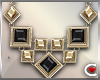 *SC-Gilded Necklace