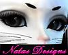 black kitten brows m