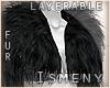 [Is] Fur Jacket Layerabl