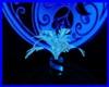 `A` Blue Rose