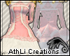 LK~EGL Dress-Peach