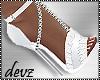 !devz Wedding heels