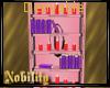 Bookshelf Mesh w/ Candle