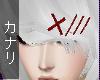 xK TG: Juuzou Hairclips
