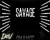 !D Black Savage
