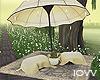 Iv•Garden Umbrella