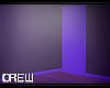 Tc. Black Light Room