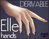 [SIN] Der. Elle Nails