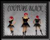 [FCS] Couture Black 5Pce