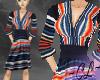 Mishka Stripe Dress