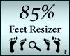 Foot Shoe Scaler 85%