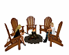 Cabin Campfire Chairs