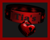 Tia's Red Collar