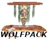 WOLF CLAN FOUNTAIN
