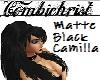 Matte Black Camila