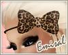 {E} Leo Headband + Bow