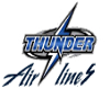 THUNDER AIRLINES HAT