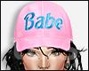 I│Babe Cap