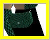 KV2 Purse-Green/bk