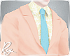 Creamsicle Pastel Suit
