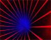 Laser Light Red