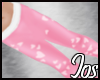 Jos~ Pink Hearted Pj's
